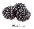 Blackberry jam with Stevia