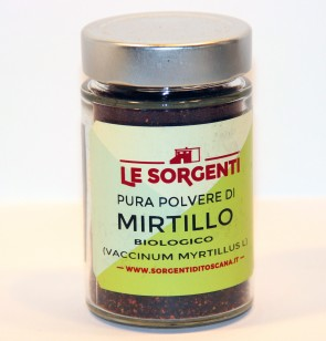 Polvere di Mirtillo